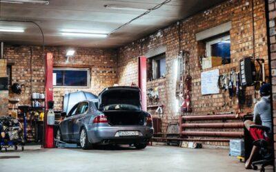 Sådan indretter du den perfekte garage