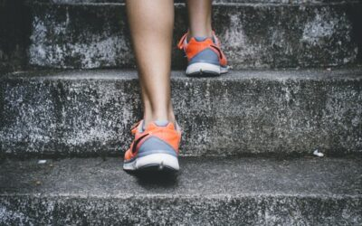 Kom i form med en motionscykel